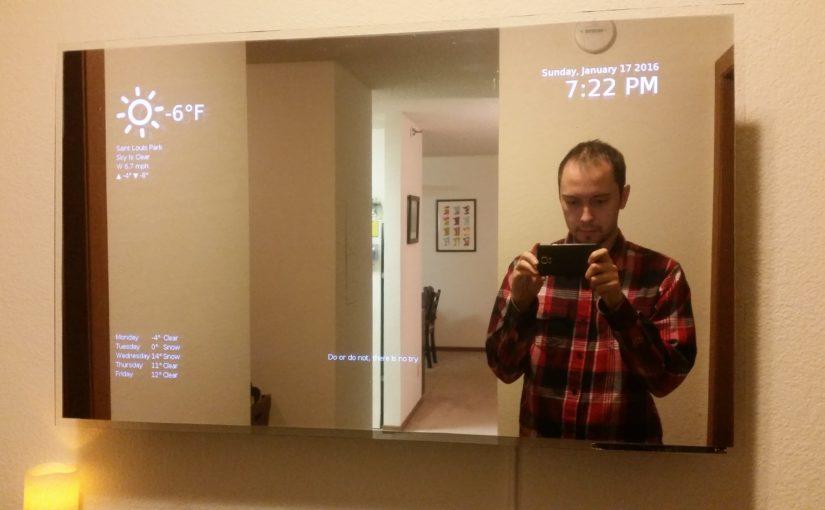 Chytré zrcadlo